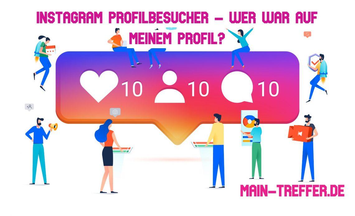 Instagram Profilbesucher