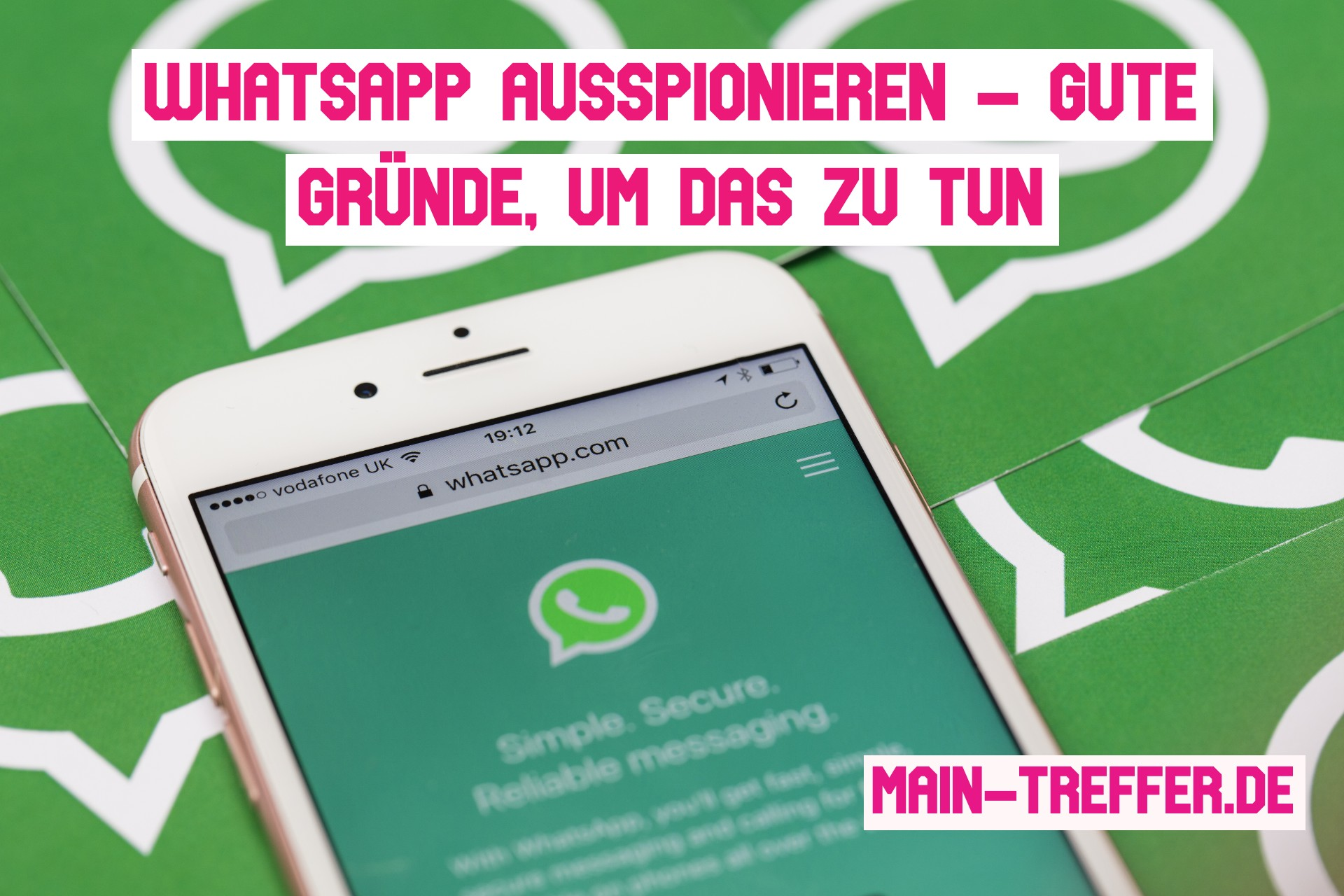 WhatsApp ausspionieren
